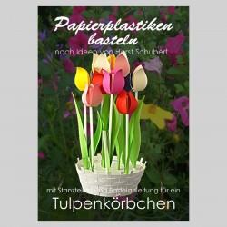 Tulpenkörbchen farbig